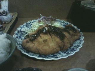 鹿児島・黒豚とんかつ