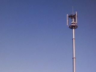 青い空爽やかな風