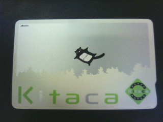 Kitacaはエゾモモンガ