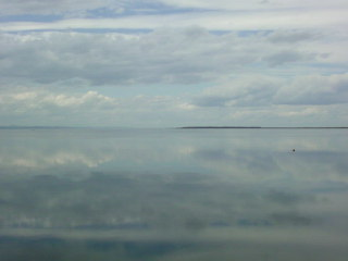 サロマ湖見に来ました。