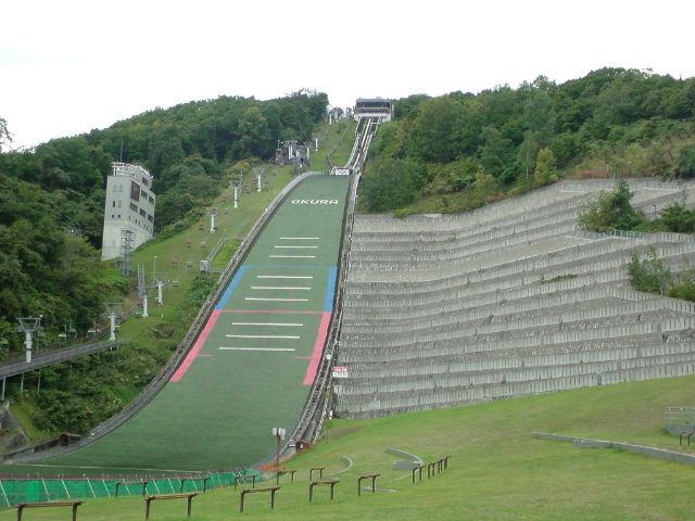 大倉山に来ました。