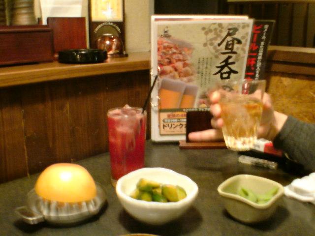 サツエキで昼飲み