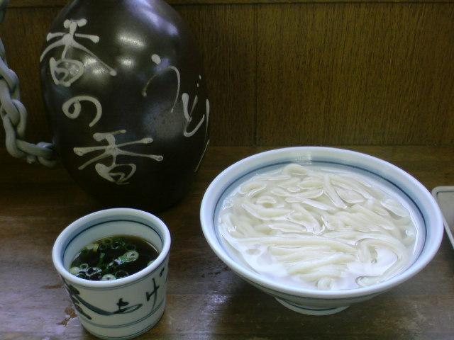 「長田in香の香」の釜あげうどん